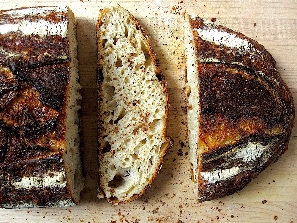Does Tartine Bread's stretch and fold work? | The Fresh Loaf