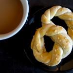 Rosquitas con Cafe