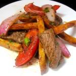 Lomo Saltado (Chinese-Peruvian Beef Stir-Fry)