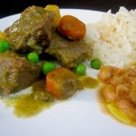 Seco de Cordero (Peruvian Lamb Stew)