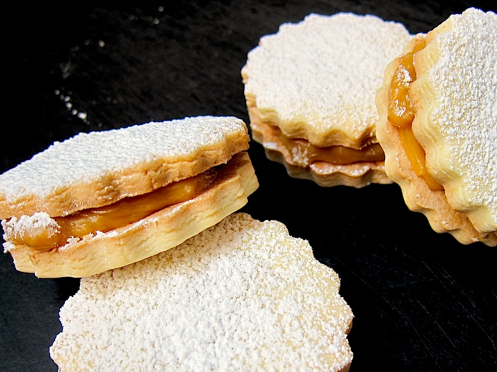 Alfajores Recipe — Dishmaps