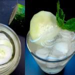 Cucumber Pisco