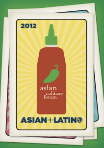 Asian Latino Culinary Forum 2012