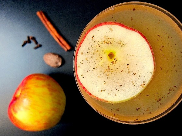Pisco Apple Cider Punch
