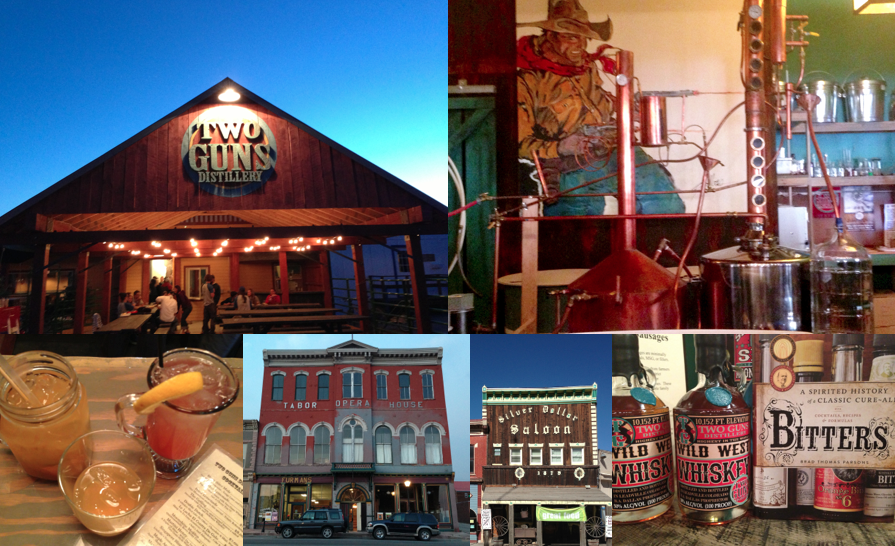 Two Guns Distillery, Leadville CO — Wild West Whiskey and Moonshine