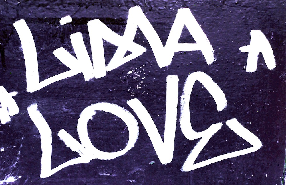 Lima Love — Graffiti Art in the Streets of Lima, Peru