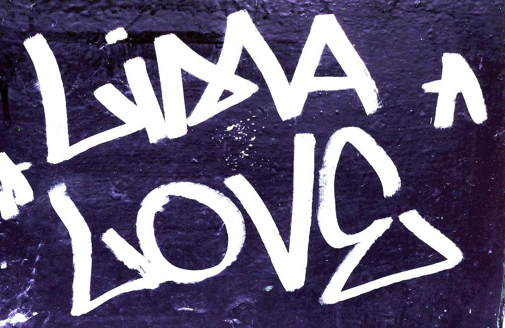 Lima Love — Graffiti Art in the Streets of Lima, Peru