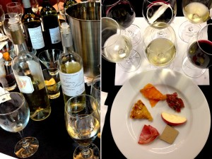 Wine Tasting + Pairing Sessions at IFBC