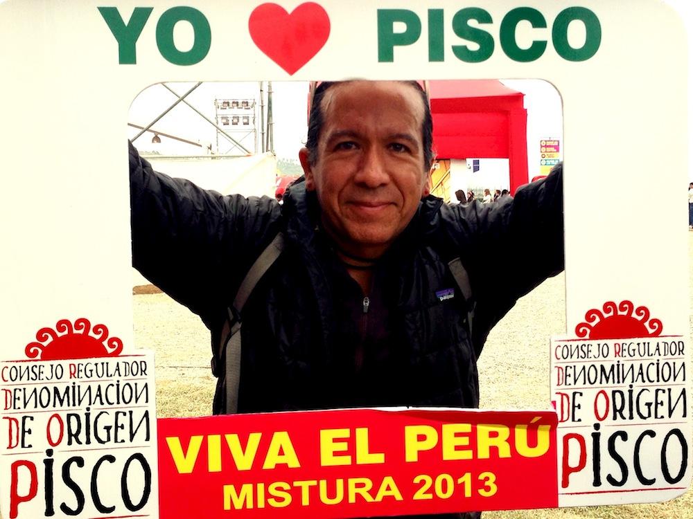 Mistura — I heart Pisco
