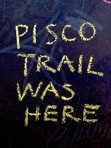 Mistura — Pisco Trail Was Here