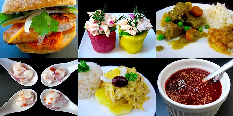 Peruvian dishes to heal a broken heart