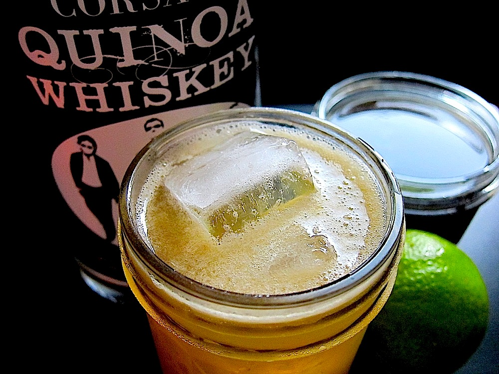 The Peruvian Whiskey Sour