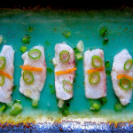 Tiradito Nikkei (Peruvian Sashimi)