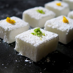 Pisco Sour Marshmallows