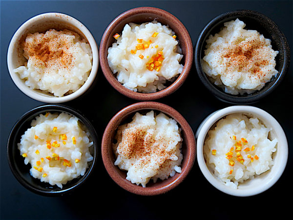 Arroz con Leche, Milk Rice Pudding