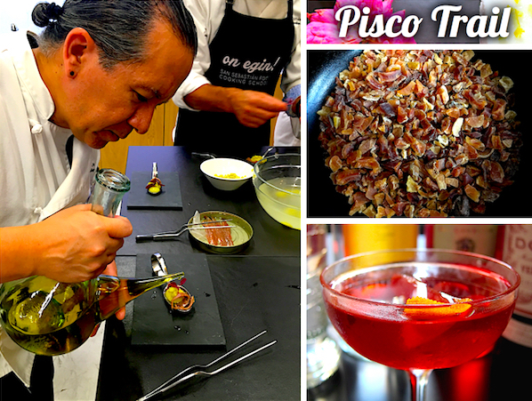 Chef Nico, Pisco Trail