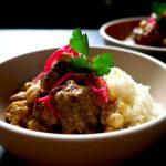 Carapulcra (Papa Seca & Pork Stew)