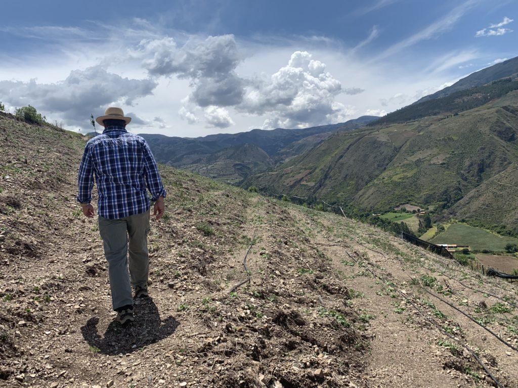 Apu Winery, Peru's Andes