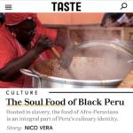 The Soul Food of Black Peru