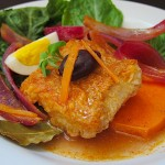 Escabeche de Pescado (Peruvian Pickled Fish)