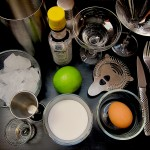 The Mise en Place for a Great Pisco Sour
