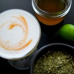 Yerba Mate Pisco Sour